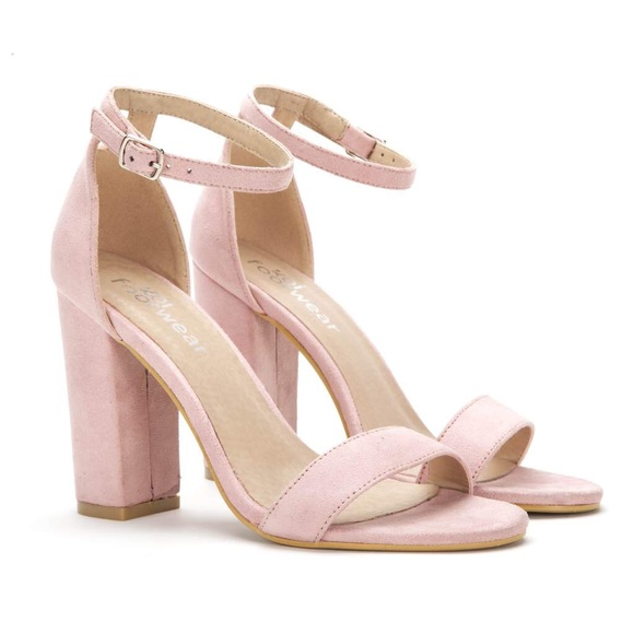 c4a393f7b375 a new day Shoes - Light pink heels